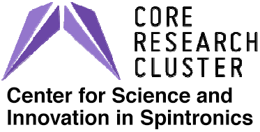 Center for Science and Innovation in Spintronics