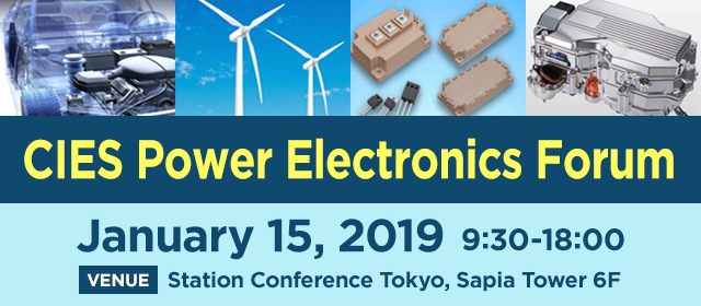 CIES Power Electronics Forum
